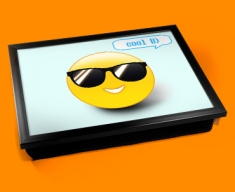 Cool Emoticon Lap Tray