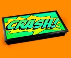 Crash Comic Laptop Lap Tray