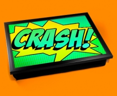Crash Comic Cushion Lap Tray