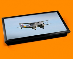 DH89 Dragon Rapide de Havilland Plane Cushion Laptop Tray
