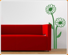 Daisy Wall Sticker