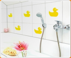Ducks 1 Set Wall Sticker
