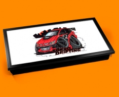 Mitsubishi Evo Laptop Lap Tray