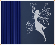 Fairy 1 Wall Sticker