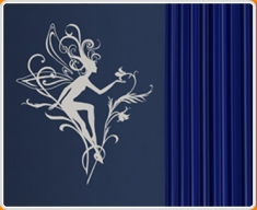 Fairy 02 Wall Sticker