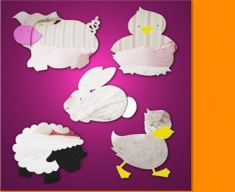 Farmyard Bundle Mirror