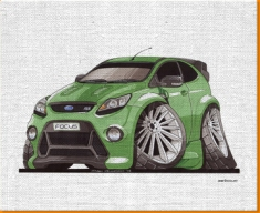 Focus RS Canvas Art Print