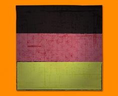 Germany Flag Napkins (Set of 4)
