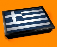 Greece Cushion Lap Tray