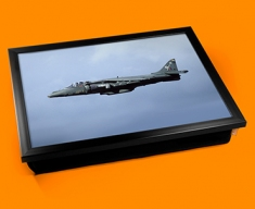 Harrier BAE Plane Cushion Lap Tray