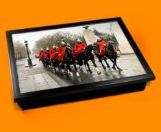 Horse Guards Cushion Lap Tray