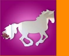 Horse Mirror
