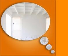 Idea Bubble Mirror