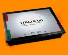Italia 90 Cushion Lap Tray