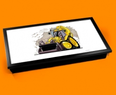 JCB Digger Laptop Lap Tray