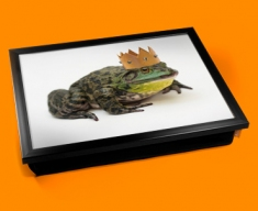 King Frog  Cushion Lap Tray