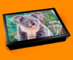 Koala Bear Cushion Lap Tray
