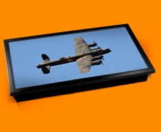 Lancaster Avro Plane Cushion Laptop Tray