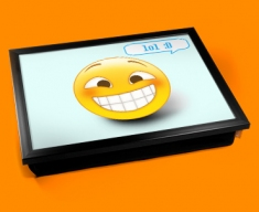 Lol Emoticon Lap Tray