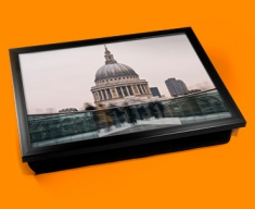 Londons' St Paul Cushion Lap Tray