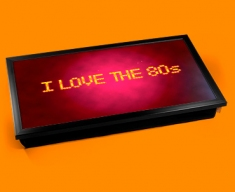 Love The 80s Laptop Lap Tray