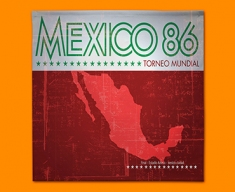 Mexico 86 Flag Napkins (Set of 4)
