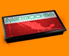 Mexico 86 Laptop Lap Tray