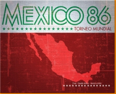 Mexico 86 Canvas Art Print