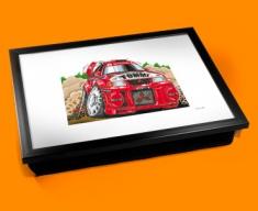Mitsubishi Rally Cushion Lap Tray