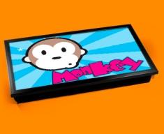 Monkey Laptop Lap Tray