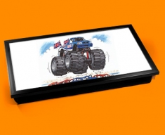 Monster Truck Laptop Lap Tray