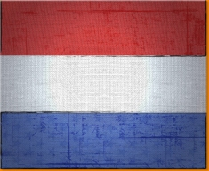 Netherlands Canvas Art Print