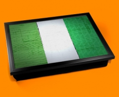Nigeria Cushion Lap Tray