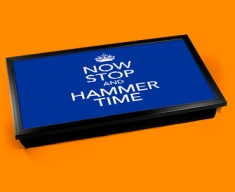 Hammer Time Keep Calm Laptop Lap Tray