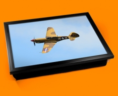P 40 Warhawk Curtiss Plane Cushion Lap Tray
