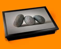 Pebble Wall Cushion Lap Tray