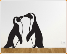 Penguin Wall Sticker