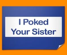 Poke Sister Poster