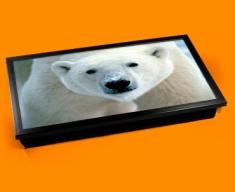 Polar Bear Laptop Lap Tray
