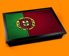 Portugal Cushion Lap Tray