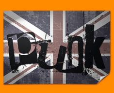 Punk Jack Poster