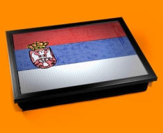Serbia Cushion Lap Tray