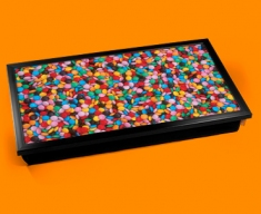 Smarties Laptop Lap Tray