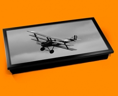 Sopwith Triplane Plane Cushion Laptop Tray
