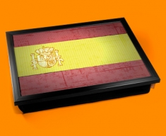 Spain Cushion Lap Tray