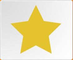 Star Large Wall Sticker