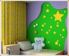 Star Set Wall Sticker
