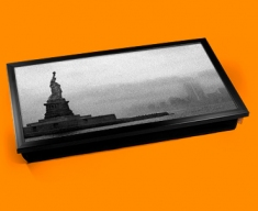 Statue Of Liberty Laptop Lap Tray