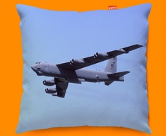 Stratofortress Boeing Plane Sofa Cushion