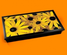 Sunflowers Laptop Computer Lap Tray